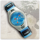 Daybird Fabric Strap Watches