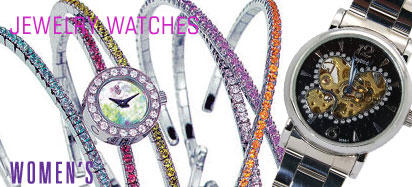 JEWELRY WATCHES