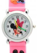 TimerMall Cartoon Mickey Water Resistant Analogue Kids Watches