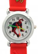 TimerMall Cute Spider Man Clear Numbers Hour Markers Analogue Children's Watches
