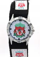 Timermall Liverpool FC Fabric Strap Analogue Sport Watch